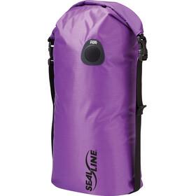 SealLine Bulkhead Kompressiokuivapussi 20l, purple